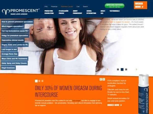 Promescent Indonesia - Mengatasi ejakulasi dini dalam 20 menit