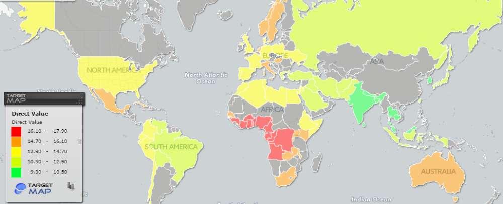 average-penis-size-world-wide-map