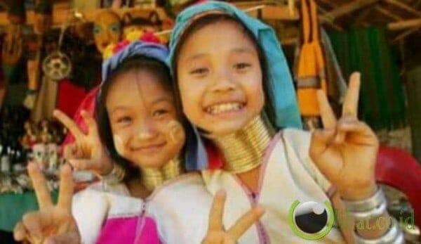 suku karen thailand - leher panjang - menambah panjang penis