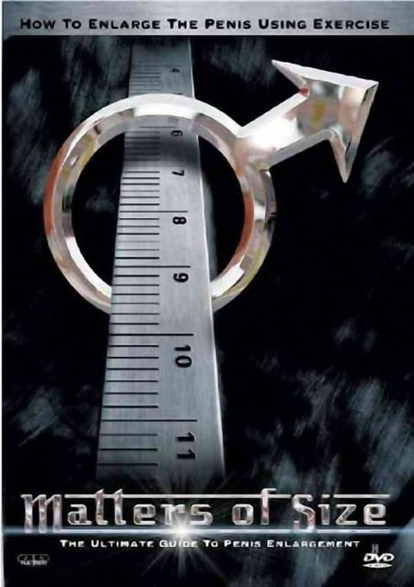 Matters of Size - Penis Enlargement DVD